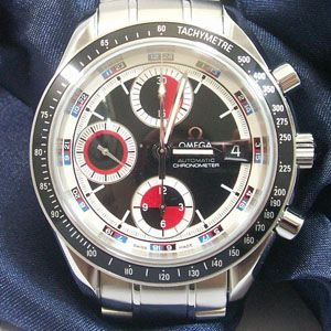 OMEGA(オメガ) 腕時計 ニュースピードマスター 3210.52 - 拡大画像