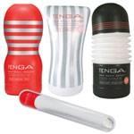 TENGA(テンガ) カップ3種類 + ホールウォーマー セット