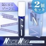 エチケットスプレー ニオワナイス 13ml 【2個セット】