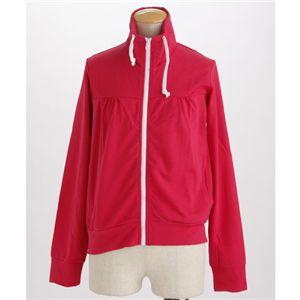 Bearing(ベアリング) UVカット スタンドジャケット 11526048 ピンク Mサイズ - 拡大画像