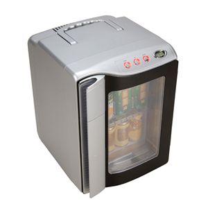 RAMASU(ラマス) ポータブル冷温庫 20Lタイプ RG-V20 シルバー 【保冷庫・保温庫】 - 拡大画像