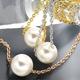 あこや真珠 8-8.5mm一粒 パールペンダント ピンクゴールド  - 縮小画像2