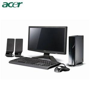Acer デスクトップPC Aspire ASL5100-A24 - 拡大画像