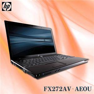 HP(ヒューレット・パッカード) DVDスーパーマルチ搭載ビジネスノートパソコン FX272AV-AEOU - 拡大画像
