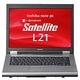 東芝 15.4型ノートパソコン dynabook Satellite L21 220C/W(XPダウングレード) PSL2122CW9R1G - 縮小画像1