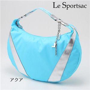 Le Sportsac Remix(レスポートサック リミックス) STUDIO ショルダーバック 9207 アクア - 拡大画像