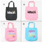 KITSON(キットソン) エコバッグ BLACK 5