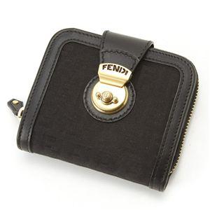 FENDI(フェンディ) 財布 8M0118 LJ9 QA1・ブラック - 拡大画像