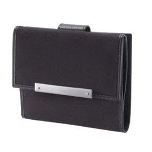 GUCCI(グッチ) 折り財布 112664 ブラック - 拡大画像