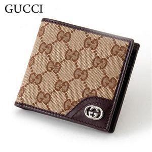 GUCCI(グッチ)  二つ折財布 181671  - 拡大画像