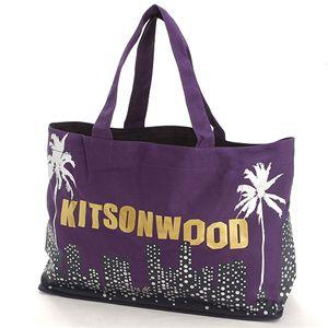 kitson(キットソン) トートバッグ Purple - 拡大画像