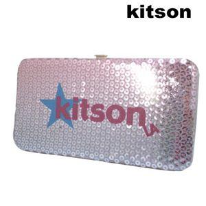 KITSON(キットソン) スパンコール長財布 Ombre - 拡大画像