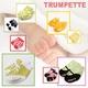 TRUMPETTE(トランペット) ベビーソックス 同柄6色セット KHP Basics Dots - 縮小画像3