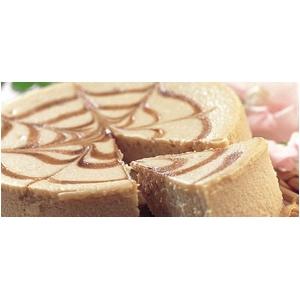 ハワイ コナコーヒーチーズケーキ 2個セット - 拡大画像