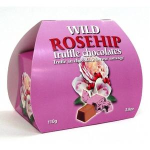 ローズヒップトリュフチョコレート 6箱セット(11粒入り/1箱) - 拡大画像