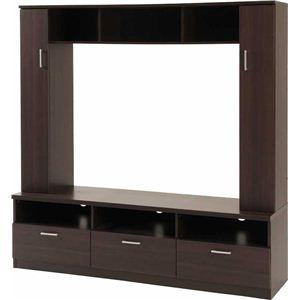テレビ台/テレビボード/TVボード 【レガール】 引き出し収納付き 幅160cm×奥行44cm ブラウン