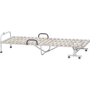 折りたたみすのこベッド『桐製 ワンタッチ式すのこベッド』