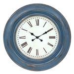 掛け時計 ベガ Φ75cm ブルー