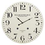 掛時計 LONDON 1894 Φ60cm ホワイト