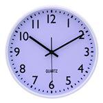 掛時計 インデックス Φ30cm WH ホワイト【3個セット】