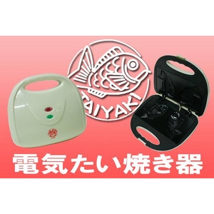 たい焼き器(鯛焼き器) KTY-720 ホワイト - 拡大画像
