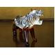 クリスタル タイガー 置物 CT006 - 縮小画像2