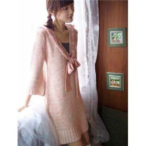 【2008年秋冬新作】◆ワンピースwa802-pk - 拡大画像