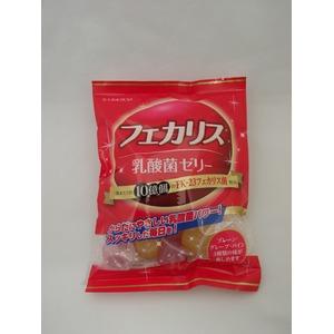 (まとめ)フェカリス乳酸菌ゼリー 【×8袋セット】