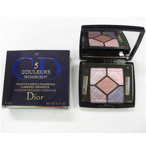 Christian Dior(クリスチャン ディオール) サンククルールイリディセント #809 - 拡大画像