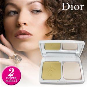 Dior(ディオール) ディオールスノー WH UVコンパクト SPF30 #020 - 拡大画像