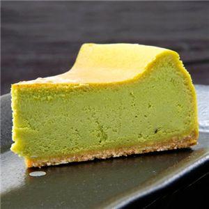 抹茶ベイクドチーズケーキ6号 - 拡大画像