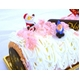 【12月8日で予約終了 2010年クリスマス向け】ノエルいちごケーキ【12/21より順次発送】 - 縮小画像2