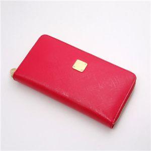 MCM(エムシーエム) 財布 1031 09511 0812・【A】Pink - 拡大画像