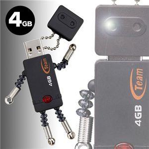 T-bot Drive USBメモリー 4GB (R501) - 拡大画像