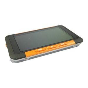 デジカメ搭載 8GB内蔵MP5プレーヤー F099 オレンジ - 拡大画像