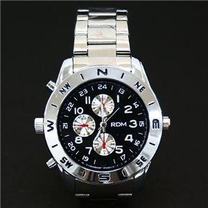 腕時計スタイルビデオカメラ 4GB WTC4GB - 拡大画像