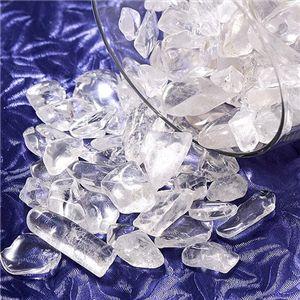ヒマラヤ水晶浄化チップ - 拡大画像