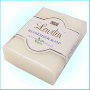 ラヴィリン 消臭せっけん 新リフレッシャーソープ(Lavilin REFRESHER SOAP) - 拡大画像