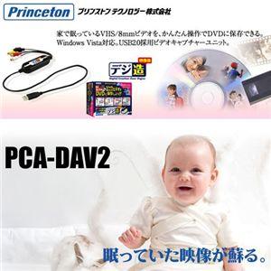 【9月29日まで期間限定特価】Princeton デジ造 映像版PCA-DAV2 - 拡大画像