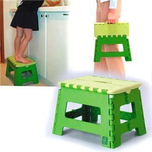 折りたたみ踏み台 頑畳 - 拡大画像