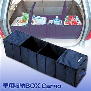車用収納BOX Cargo - 拡大画像