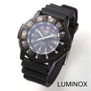 LUMINOX U.S. エアフォースパイロット ナイトホーク 3401 - 拡大画像