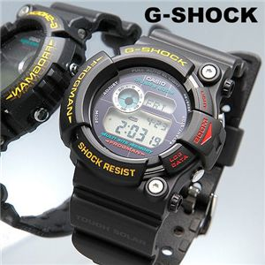 CASIO(カシオ) 腕時計 G-shock FROGMAN Final Edition GW-200Z-1DR - 拡大画像