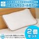【特別SALE!旧モデル】アウトラスト(R)使用 快眠ひんやりクール枕カバー ホワイト【2枚セット】 - 縮小画像1
