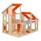 ★PLAN TOYSの木製玩具(木のおもちゃ)★7139★ シャレードールハウス - 縮小画像1