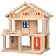 ★PLAN TOYSの木製玩具(木のおもちゃ)★71081★ テラスドールハウス - 縮小画像2