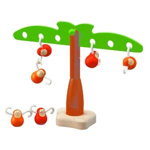 PLAN TOYS(プラントイ) ★木製玩具(木のおもちゃ)★5349★ おさるのバランスゲーム - 拡大画像