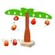 PLAN TOYS(プラントイ) ★木製玩具(木のおもちゃ)★5349★ おさるのバランスゲーム - 縮小画像1