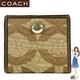Coach(コーチ) 財布 グラマシー オプアート スモールウォレット カーキ 42941 - 縮小画像1