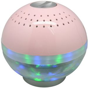 水で洗う空気清浄機 arobo CLV-306 ピンク - 拡大画像